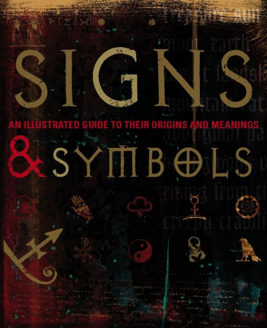 Hardback cover of Signs & Symbols