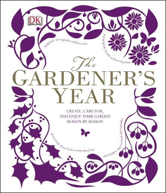 Hardback cover of The Gardener's Year