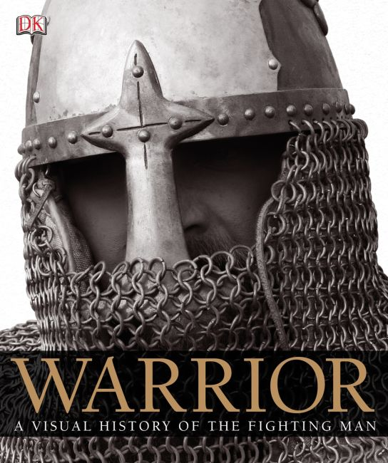 eBook cover of Warrior