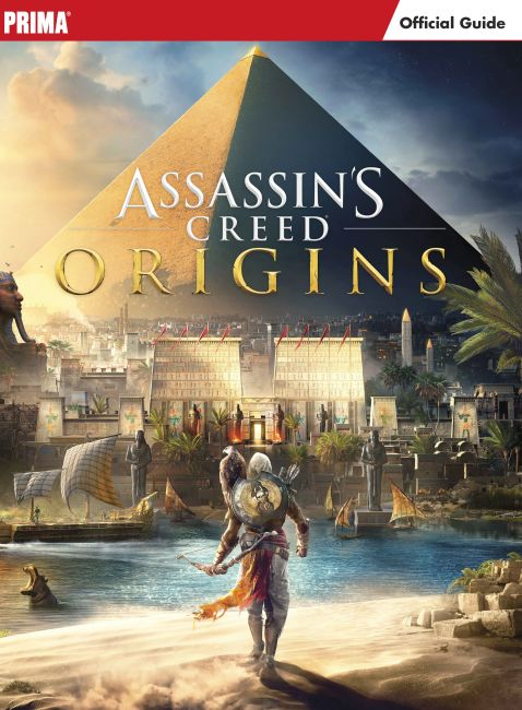 eBook cover of Assassin's Creed Origins