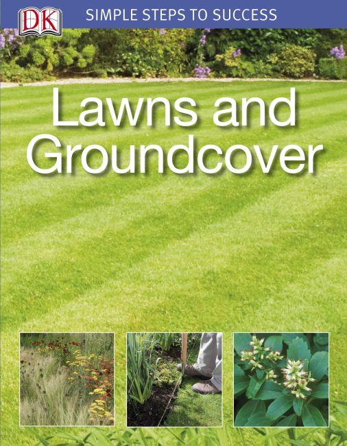eBook cover of Simple Steps to Success: Lawns and Groundcover