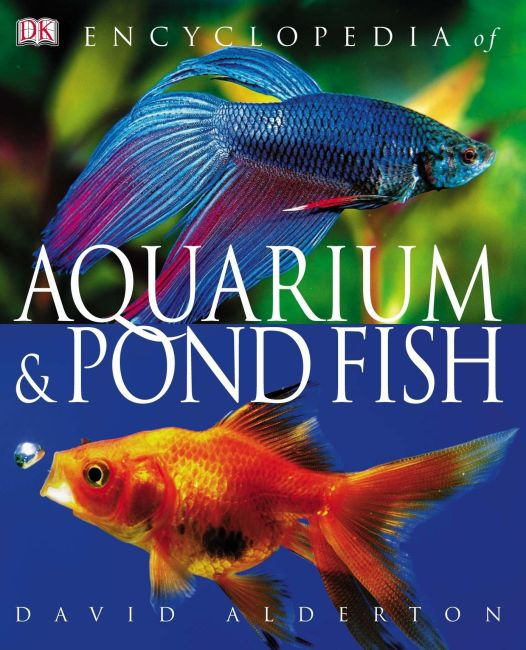 Paperback cover of Encyclopedia of Aquarium & Pond Fish