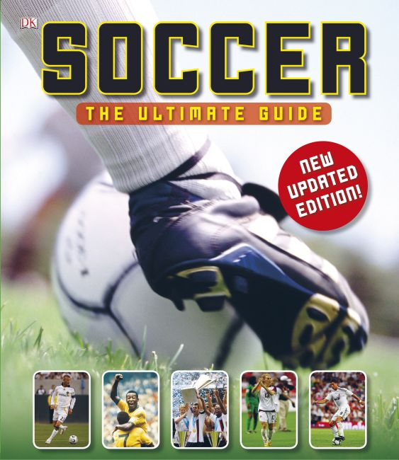 eBook cover of Soccer