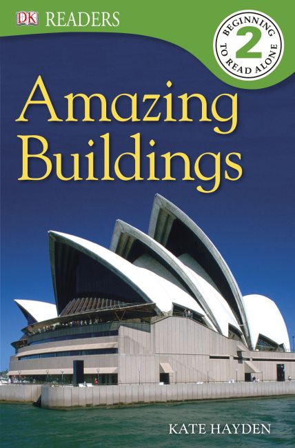 eBook cover of Amazing Buildings