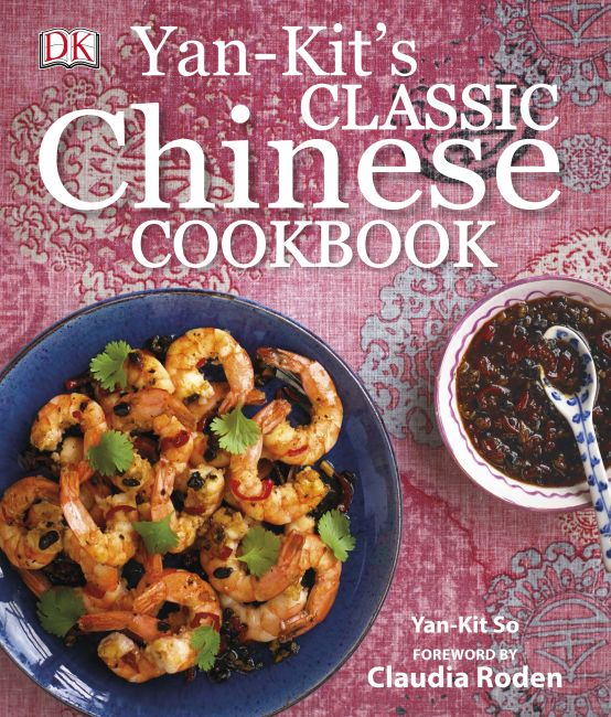 Hardback cover of Yan-Kit's Classic Chinese Cookbook