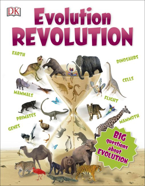 Paperback cover of Evolution Revolution