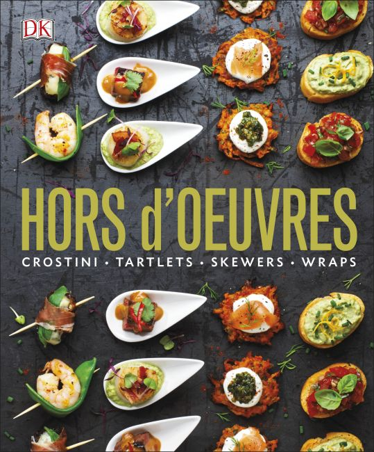 Paperback cover of Hors d'Oeuvres