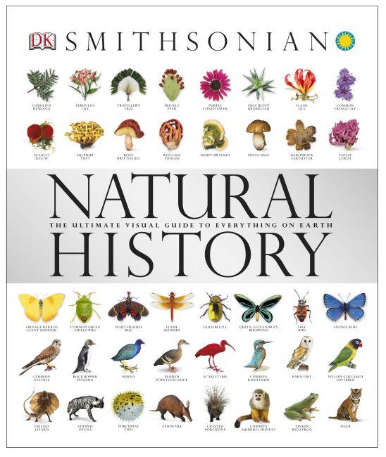 Hardback cover of Natural History