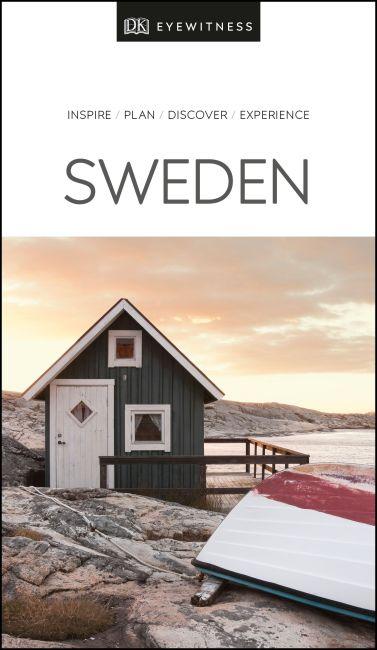 Paperback cover of DK Eyewitness Sweden
