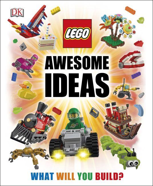 Hardback cover of LEGO® Awesome Ideas