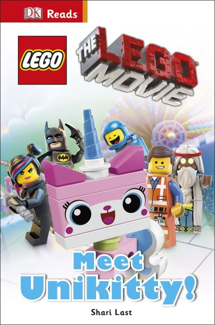 eBook cover of LEGO® Movie Meet Unikitty!