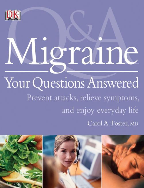 eBook cover of Migraine Your Questions Answered