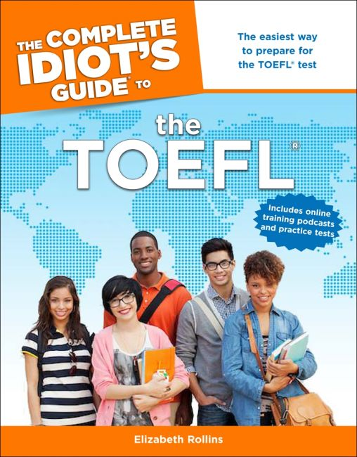 eBook cover of The Complete Idiot's Guide to the TOEFL®