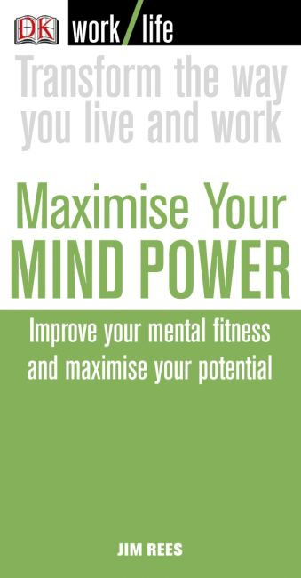 eBook cover of Maximise Your Mind Power
