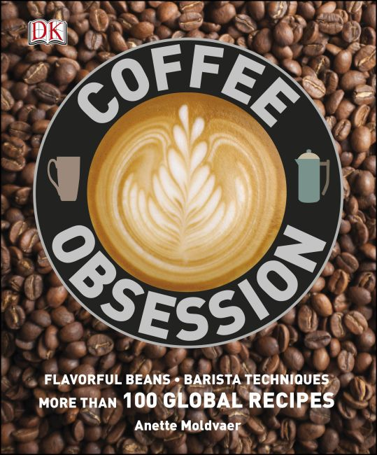 Hardback cover of Coffee Obsession