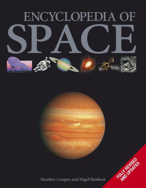 eBook cover of Encyclopedia of Space