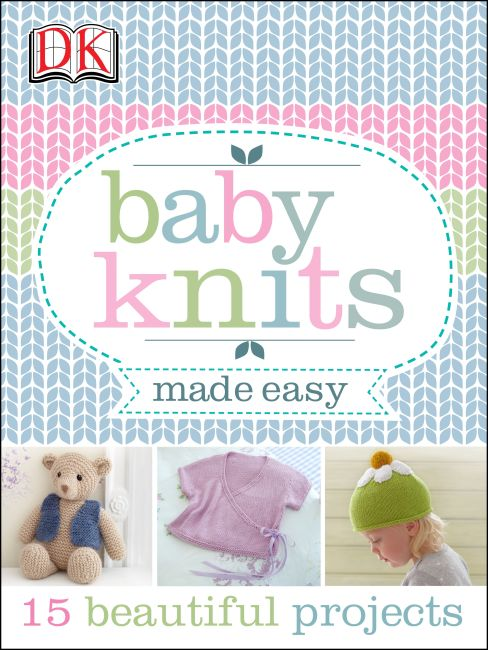 eBook cover of Baby Knits Made Easy