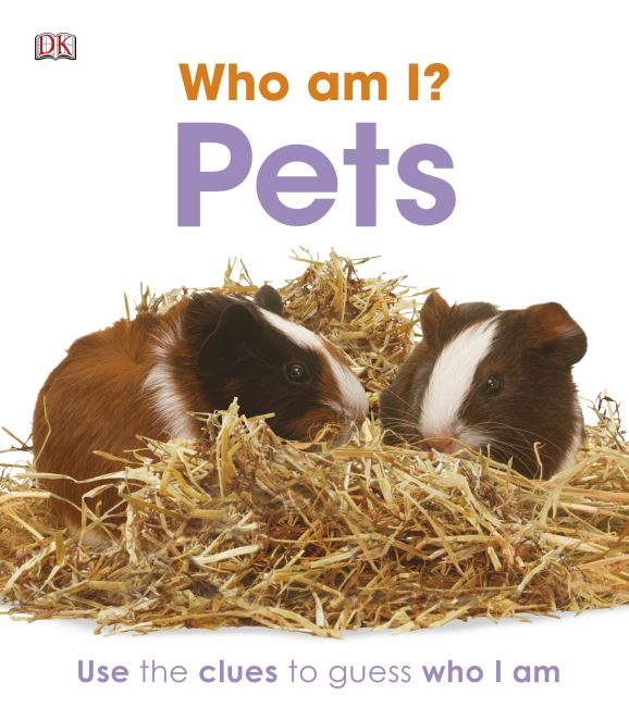 eBook cover of Who am I? Pets