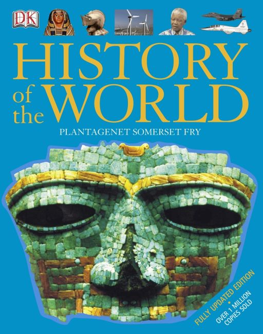 eBook cover of History of The World (e-book)