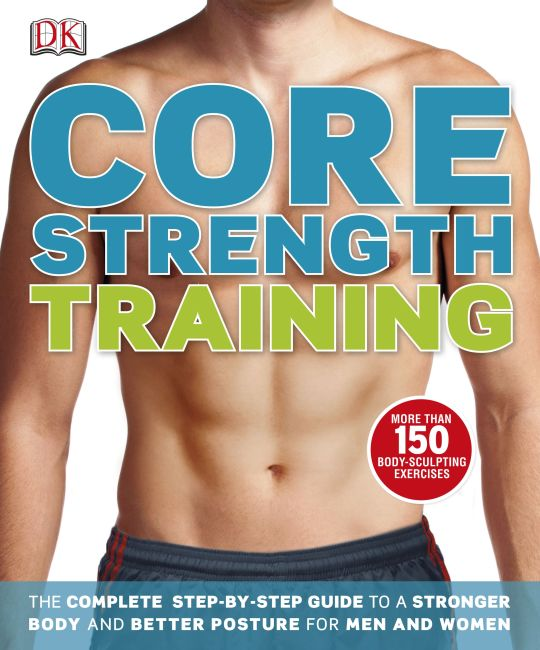 Paperback cover of Core Strength Training