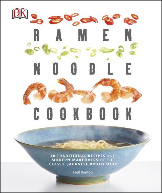 Paperback cover of Ramen Noodle Cookbook