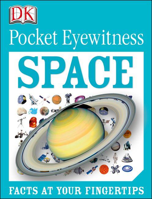 eBook cover of Pocket Eyewitness Space