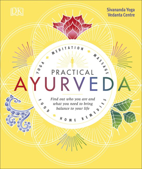 Hardback cover of Practical Ayurveda