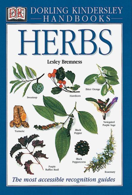 Flexibound cover of Smithsonian Handbooks: Herbs