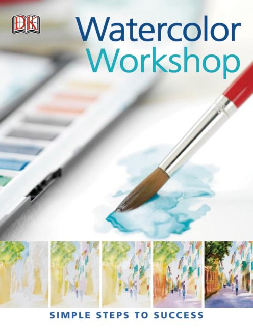 eBook cover of Practical Art: Watercolor Workshop