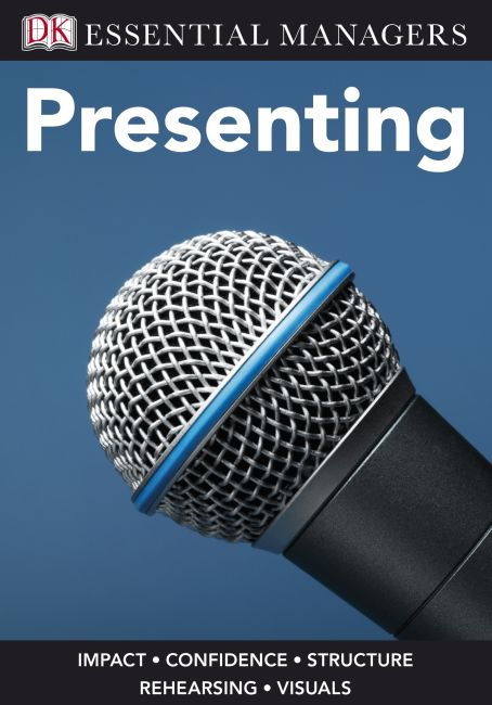 eBook cover of Presenting