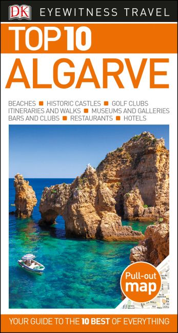 Paperback cover of Top 10 Algarve