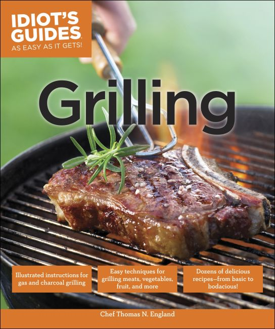 eBook cover of Grilling