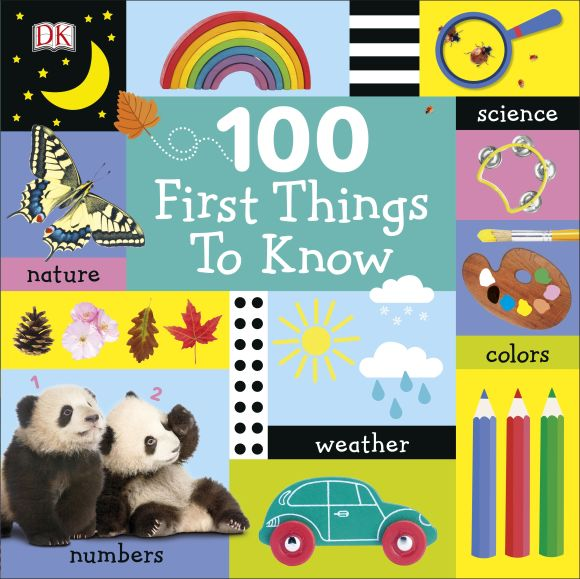 eBook cover of 100 First Things to Know