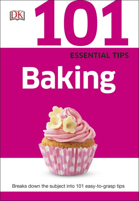 eBook cover of 101 Essential Tips: Baking