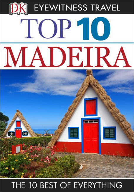 eBook cover of Top 10 Madeira