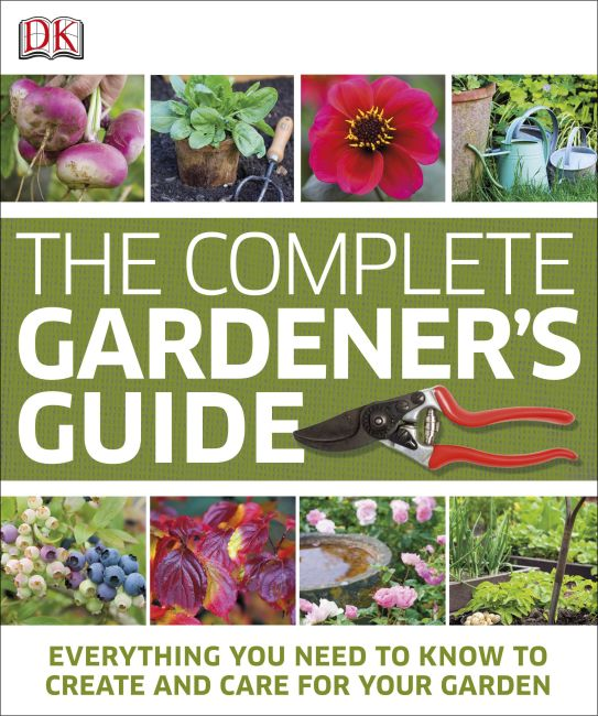 eBook cover of The Complete Gardener's Guide