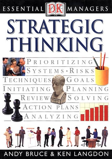 eBook cover of Strategic Thinking