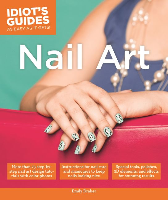 Paperback cover of Nail Art