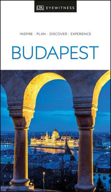 Paperback cover of DK Eyewitness Budapest
