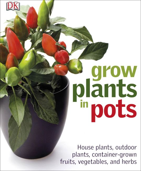 eBook cover of Grow Plants in Pots