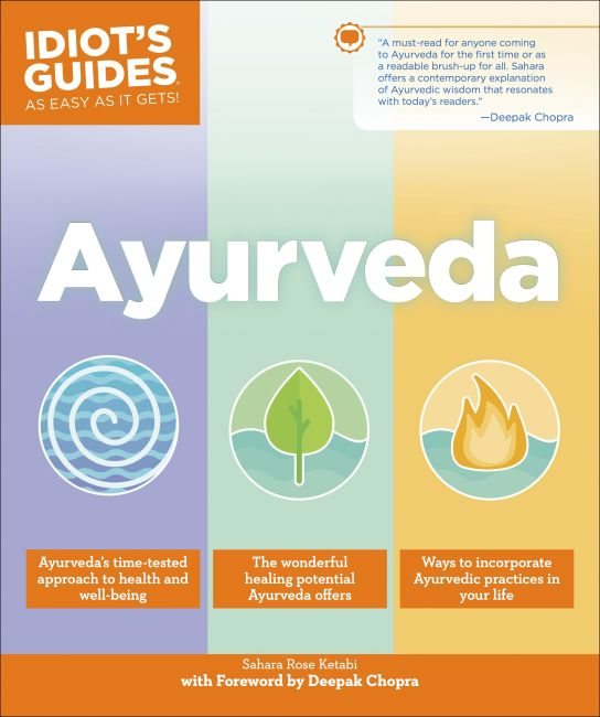 Paperback cover of Ayurveda