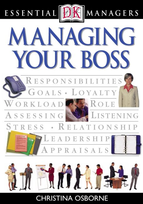 eBook cover of Managing Your Boss