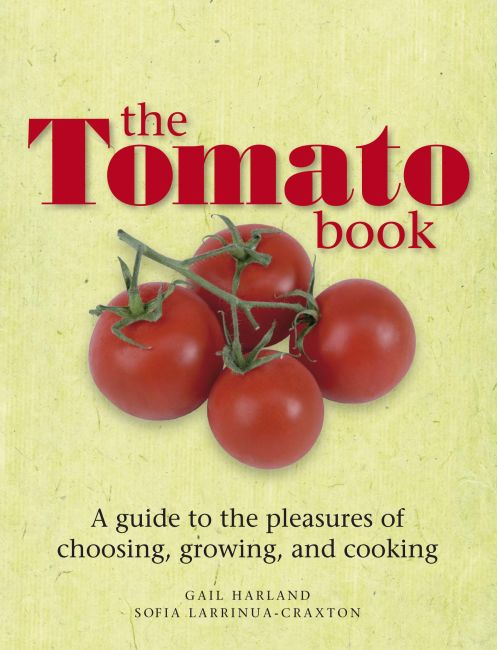 eBook cover of The Tomato Book