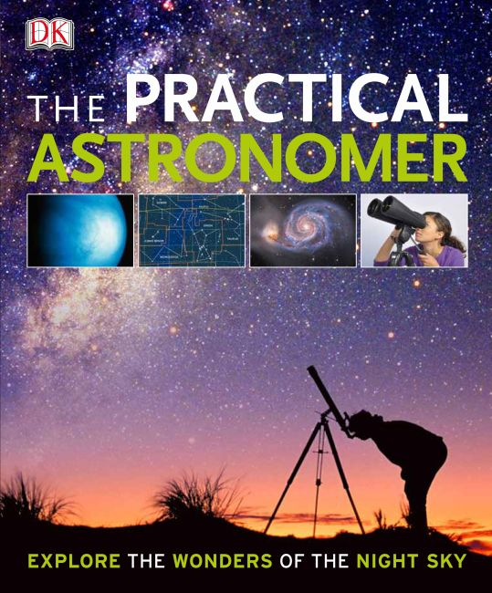eBook cover of The Practical Astronomer