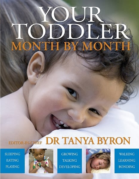 eBook cover of Your Toddler Month by Month