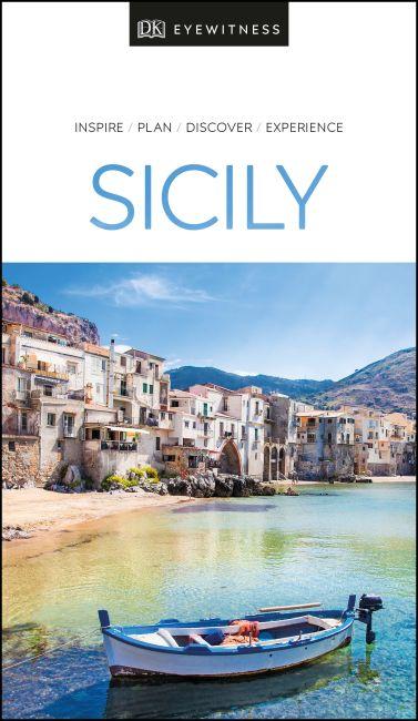 Paperback cover of DK Eyewitness Sicily