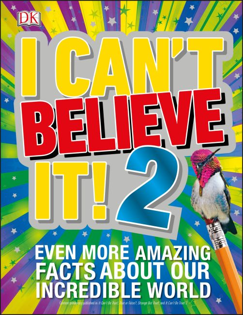 Paperback cover of I Can't Believe it! 2