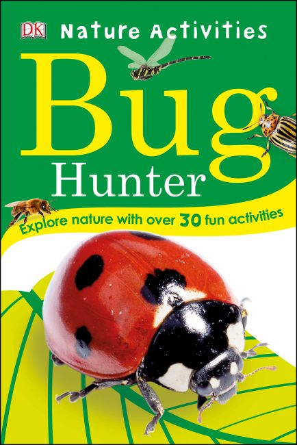 Mixed Media cover of Bug Hunter