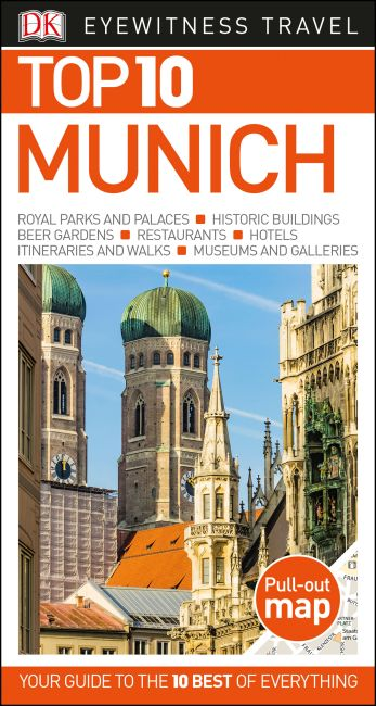 Paperback cover of Top 10 Munich