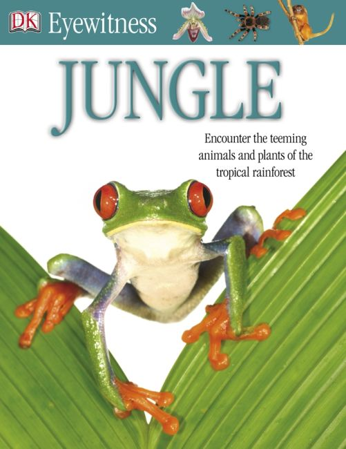 eBook cover of Jungle